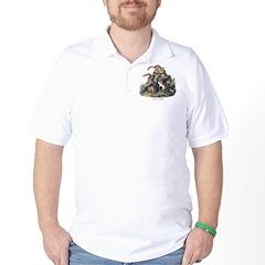 Audubon Chipmunk Animal T-Shirt