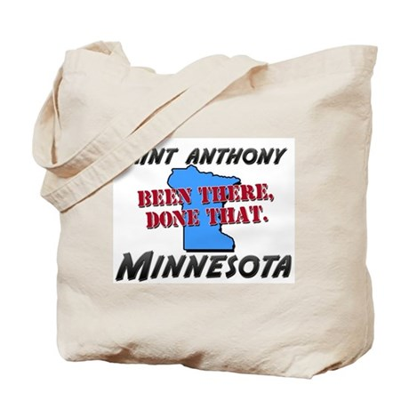 saint anthony minnesota - been there, done that To