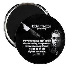 Motivation Richard Nixon Magnet