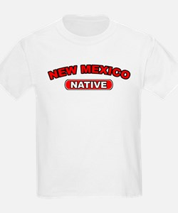 New Mexico Native Kids T-Shirt
