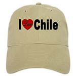 I Love Chile for Chile Lovers Cap