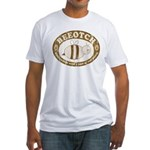 Beeotch Fitted T-Shirt