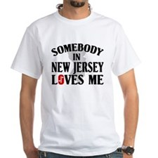 Somebody In New Jersey Shirt
