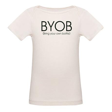 BYOB-bottlefeeding Organic Baby T-Shirt