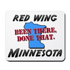 red wing minnesota - been there, done that Mousepa