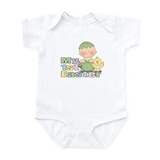 Baby 1st Easter Infant Bodysuit