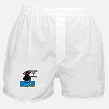 Save a horse. Ride a Cowgirl Boxer Shorts
