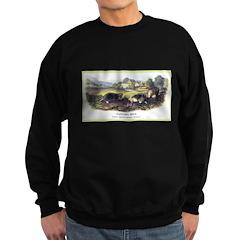Aububon Mole Animal (Front) Sweatshirt