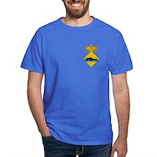 Unique Fish emblem T-Shirt