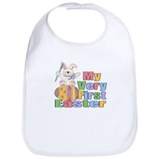 1st Easter Bunny Egg Bib