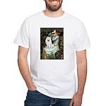 Ophelia / Eskimo Spitz #1 White T-Shirt