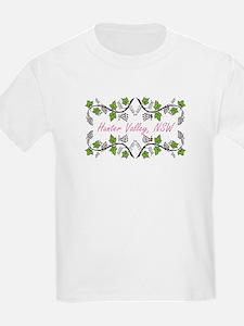 Hunter Valley Scroll T-Shirt