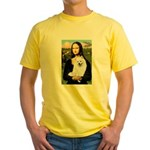 Mona / Eskimo Spitz #1 Yellow T-Shirt