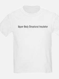 Upper Body Structural Insulator Kids T-Shirt