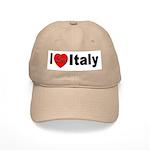 I Love Italy Cap
