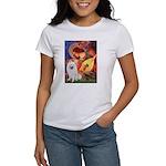 Mandolin / Eskimo Spitz #1 Women's T-Shirt