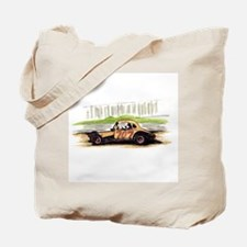 """Old Dirt!"" 707 The Big Donkey Tote Bag"