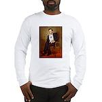 Lincoln / Eskimo Spitz #1 Long Sleeve T-Shirt