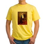 Lincoln / Eskimo Spitz #1 Yellow T-Shirt