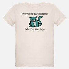 Everything's Better with Cat T-Shirt
