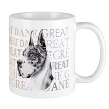 Great Dane Harle Show Colors Small Mug