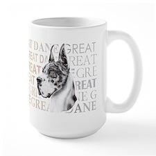 Great Dane Harle Show Colors Mug