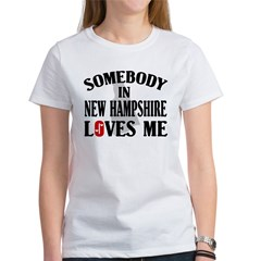 Somebody In New Hampshire Tee