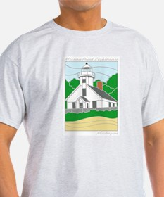 Mission Point Lighthouse T-Shirt