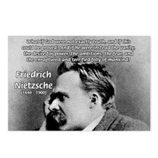 Vanity God and Nietzsche Postcards (Package of 8)