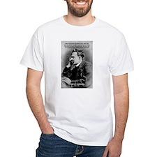 Vanity God and Nietzsche Shirt