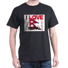 I Love Netherlands T-Shirt