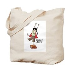 Super Dork Girl Tote Bag