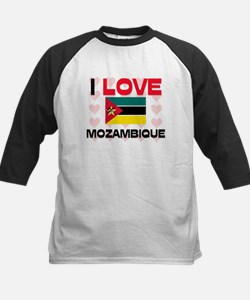 I Love Mozambique Tee