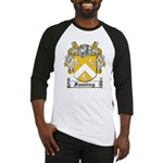 Fanning Coat of Arms Baseball Jersey