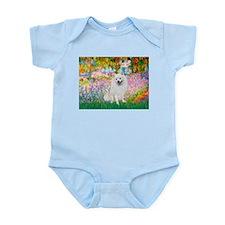 Garden / Eskimo Spitz #1 Infant Bodysuit