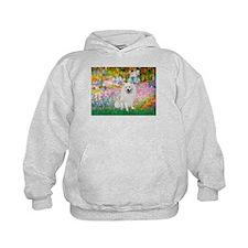 Garden / Eskimo Spitz #1 Hoodie