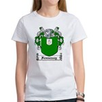 Fennessy Coat of Arms Women's T-Shirt