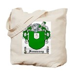 Fennessy Coat of Arms Tote Bag
