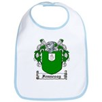 Fennessy Coat of Arms Bib