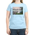 Seine / Eskimo Spitz #1 Women's Light T-Shirt
