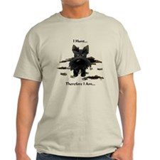 Scottish Terrier - I Hunt T-Shirt