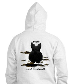 Scottish Terrier - I Hunt Hoodie