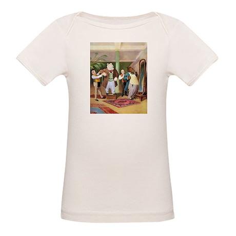 ROOSEVELT BEARS DRESS FOR SUC Organic Baby T-Shirt