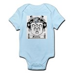 Ferris Coat of Arms Infant Creeper