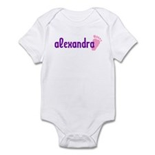 Infant Creeper: Alexandra