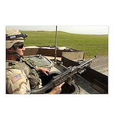 Stryker Gunner Postcards (Package of 8)