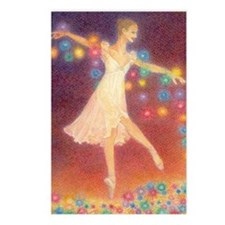Let There Be Light Ballet Postcards (8 Pack)