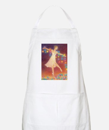 Let There Be Light Ballet Apron