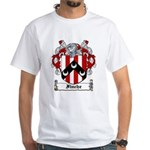 Finche Coat of Arms White T-Shirt