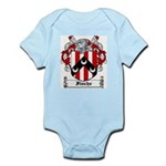 Finche Coat of Arms Infant Creeper